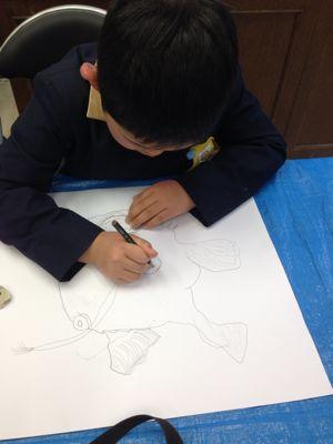 水彩画つづき あべの教室_f0215199_9323634.jpg