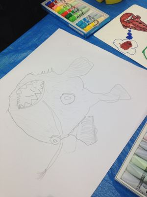 水彩画つづき あべの教室_f0215199_9325331.jpg