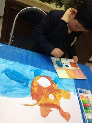 水彩画つづき あべの教室_f0215199_9325587.jpg