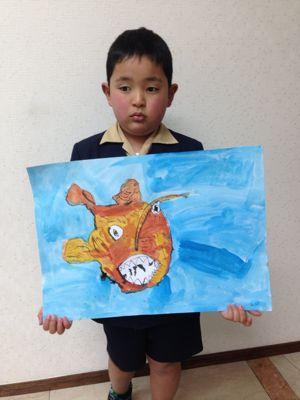 水彩画つづき あべの教室_f0215199_9325815.jpg