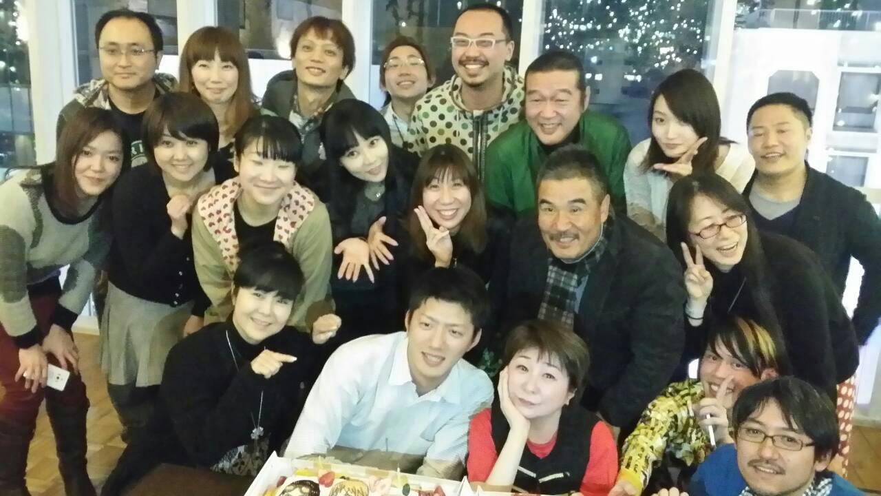 ワンピースの新年会!_a0163623_13562093.jpg