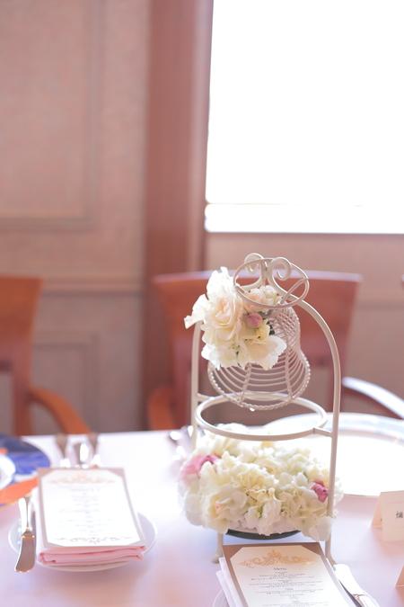 冬の装花 シェ松尾天王洲倶楽部さまへ 自分の感受性くらい_a0042928_2354526.jpg