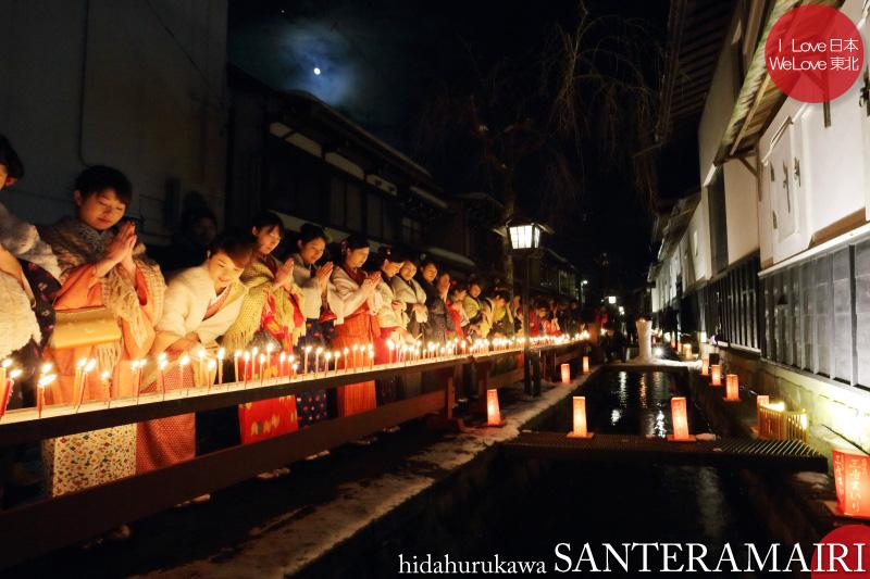 飛騨古川三寺まいり2014 - 写真撮影記 02 月と三寺ろうそくと木星と編_b0157849_02391429.jpg