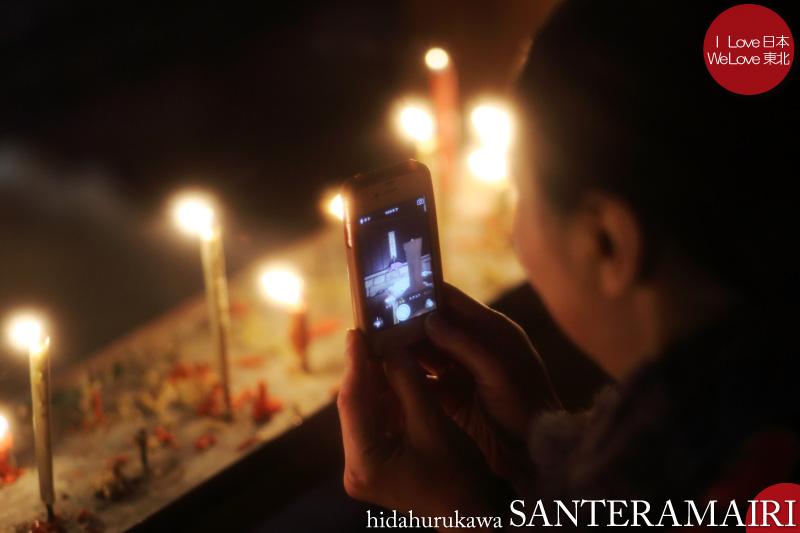飛騨古川三寺まいり2014 - 写真撮影記 02 月と三寺ろうそくと木星と編_b0157849_02472707.jpg