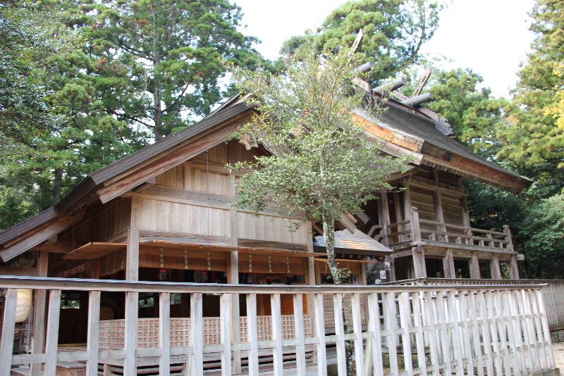 日本神話の旅 【須佐神社】_c0011649_11115451.jpg