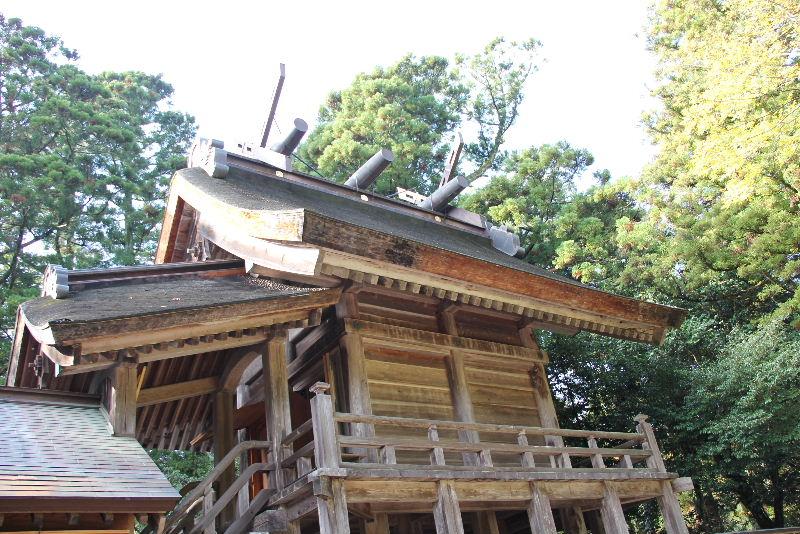日本神話の旅 【須佐神社】_c0011649_11121279.jpg