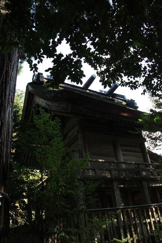 日本神話の旅 【須佐神社】_c0011649_11131944.jpg