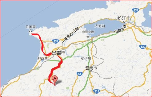 日本神話の旅 【須佐神社】_c0011649_9395095.jpg