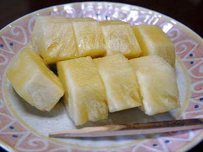 熊本産パイナップル!その2「パイナップルの花と収穫のお話」_a0254656_17303541.jpg