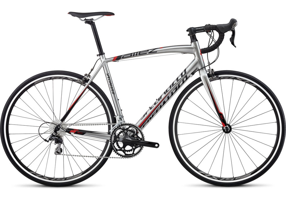 Specialized  ALLEZ  COMP  Dream Silver 49  男心をくすぐるシルバー!_f0073557_10351513.jpg