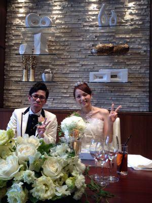 受付 佐々木さんの結婚式_e0101244_15492785.jpg