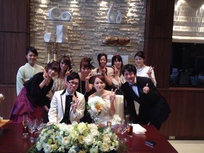 受付 佐々木さんの結婚式_e0101244_15493556.jpg