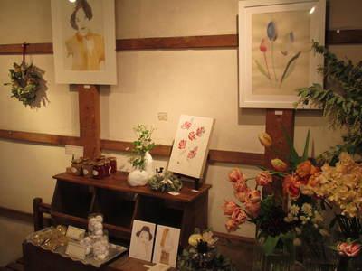 尾賀商店 mure×La chaine_e0220645_1521619.jpg