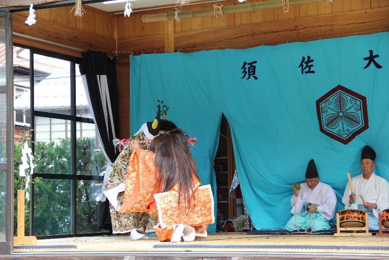 日本神話の旅 【須佐神社】_c0011649_1244635.jpg