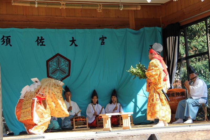 日本神話の旅 【須佐神社】_c0011649_125315.jpg