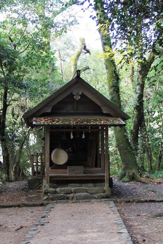 日本神話の旅 【須佐神社】_c0011649_2142284.jpg