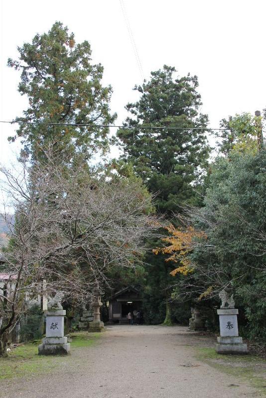 日本神話の旅 【須佐神社】_c0011649_2255391.jpg