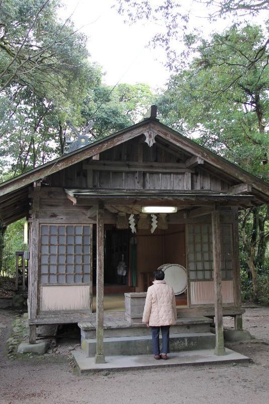 日本神話の旅 【須佐神社】_c0011649_226516.jpg