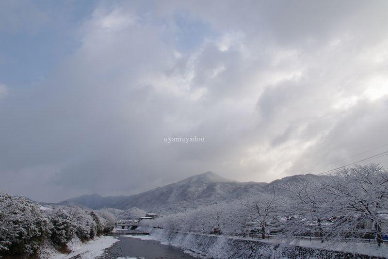 京都・冬の時・雪の金閣寺_a0157263_15205461.jpg