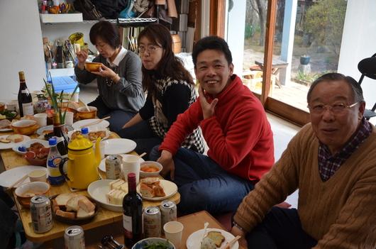 アトリエMIWA2014新年会のアーカイブ!_c0131063_16391867.jpg