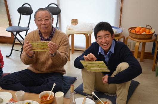 アトリエMIWA2014新年会のアーカイブ!_c0131063_16493661.jpg