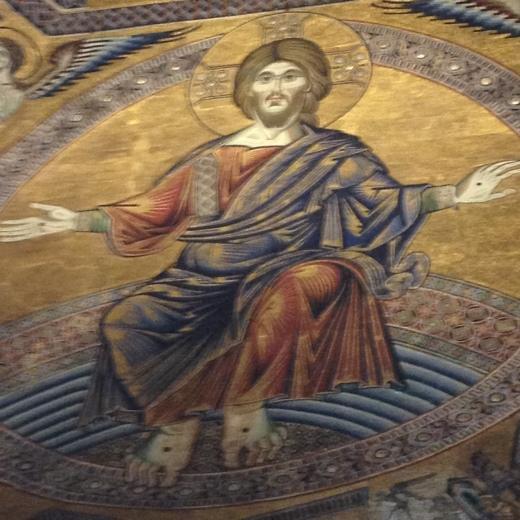 23/01/2014 サン・ジョヴァンニ洗礼堂:モザイク本題_a0136671_21345432.jpg