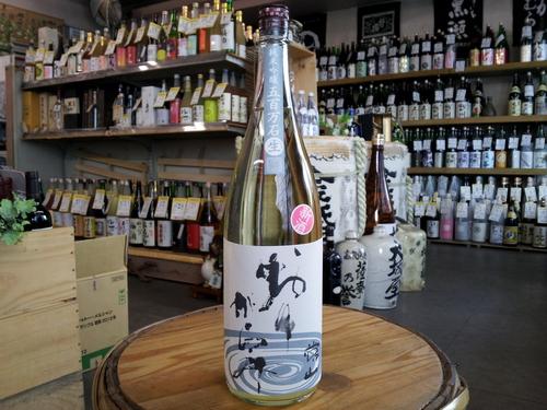 日本酒「常山 おりがらみ 純米吟醸新酒」_f0205182_10171443.jpg