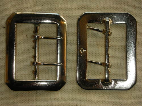 1950\'s Deadstock North & Judd W Pin Buckle_c0187684_16103267.jpg
