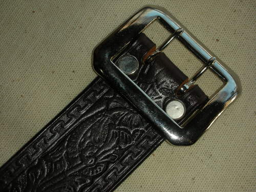 1950\'s Deadstock North & Judd W Pin Buckle_c0187684_161104.jpg