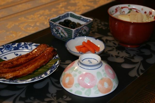★・・・秋刀魚のかば焼き_f0229190_13341821.jpg