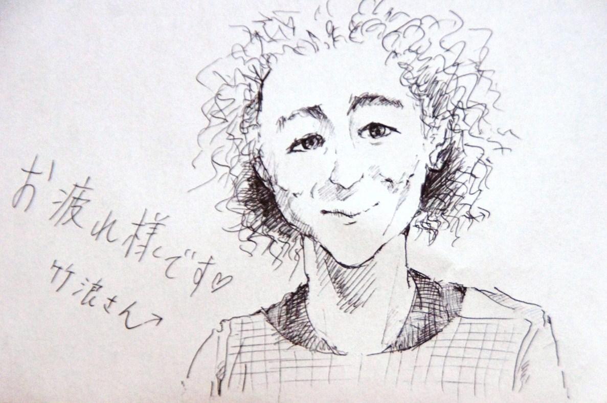 東京造形大学映画専攻クラスの課題レポートに似顔絵や嬉しいコメント_f0006713_21063672.jpg