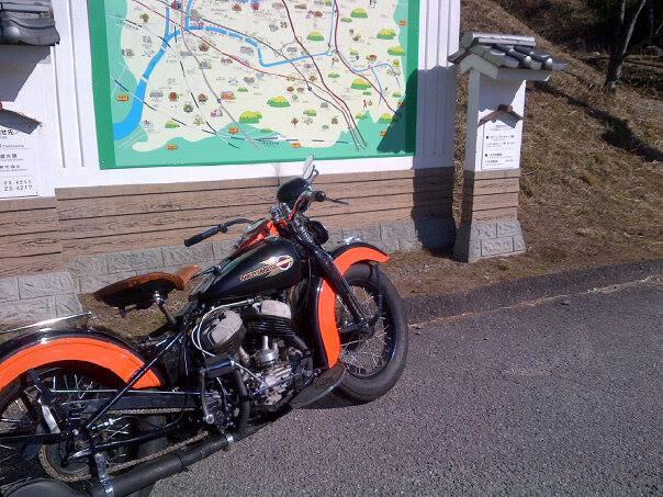 1939y Harley-Davidson WL750_a0159215_046935.jpg