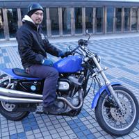 【Harley-Davidson 2】_f0203027_995850.jpg