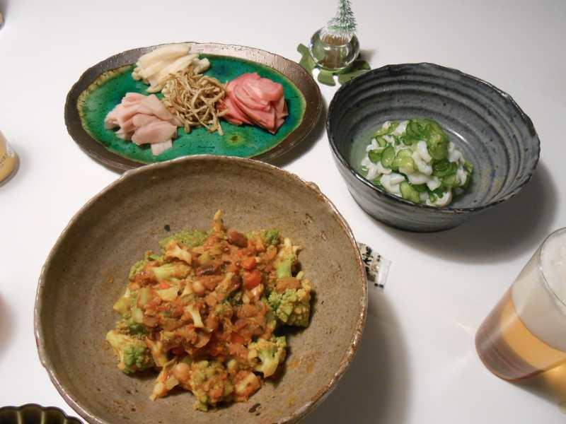 みずだこの美味しい食べ方を札幌で習いました!_a0095931_22551489.jpg