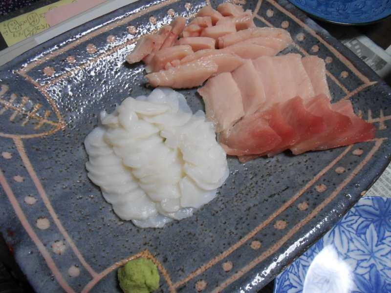 みずだこの美味しい食べ方を札幌で習いました!_a0095931_2312045.jpg
