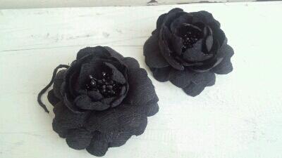 黒のシルクローズ_a0153945_173485.jpg