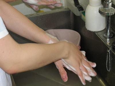 ノロウイルス予防はまず手洗い_d0083265_2392394.jpg