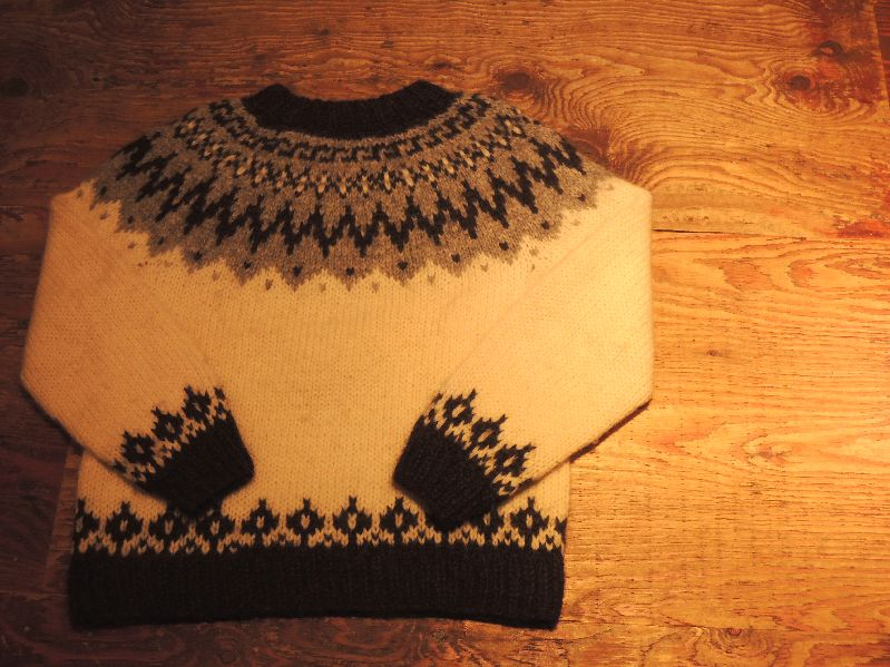 NORDIC SWEATER--RECOMMEND--_c0176867_17113173.jpg