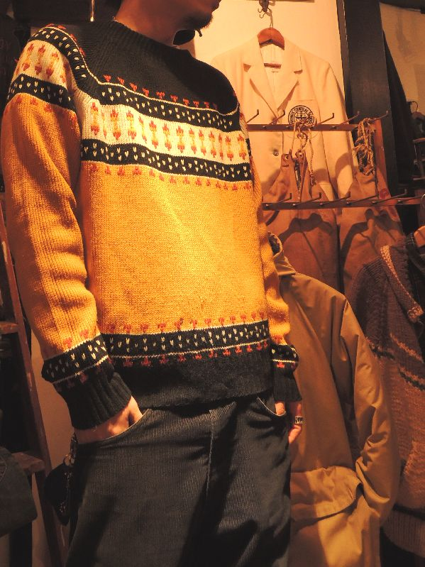 NORDIC SWEATER--RECOMMEND--_c0176867_17242747.jpg