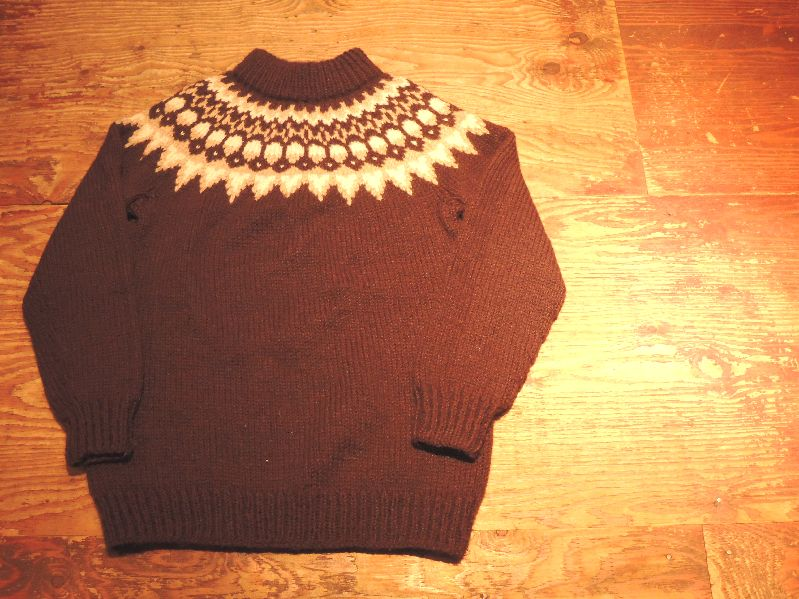 NORDIC SWEATER--RECOMMEND--_c0176867_1733347.jpg