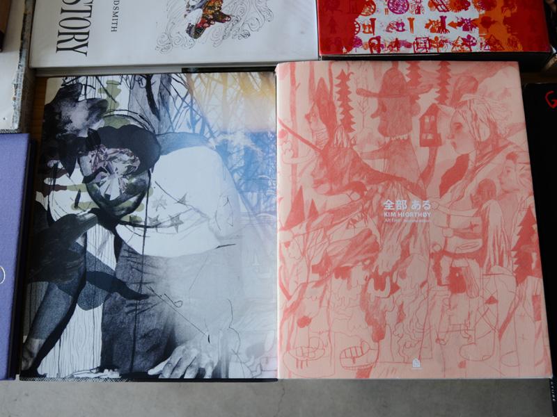 乙庭ギャラリー 生物図鑑17 Maniackers Design 「Rare Book Collections Exhibition」 展覧会記録_f0191870_188229.jpg