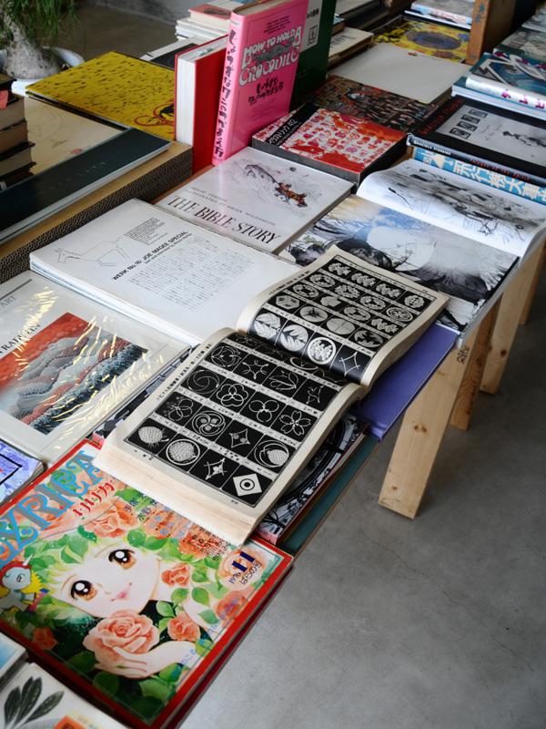 乙庭ギャラリー 生物図鑑17 Maniackers Design 「Rare Book Collections Exhibition」 展覧会記録_f0191870_20283988.jpg
