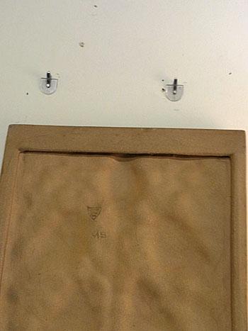 陶板(Michael Andersen & Son)_c0139773_1873139.jpg