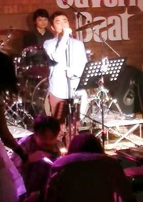 2013年・カラフル年末ライブ、2日目のライブレポpart2♪_e0188087_341148.jpg