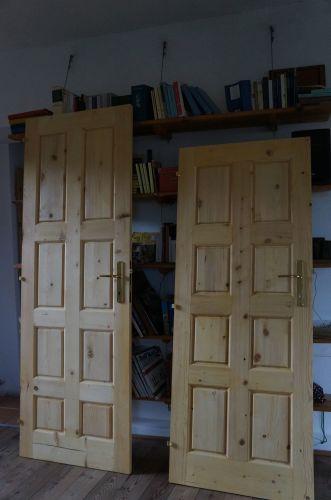 10年経ってやっとドア〜我が家の家造り_f0106597_00234625.jpg