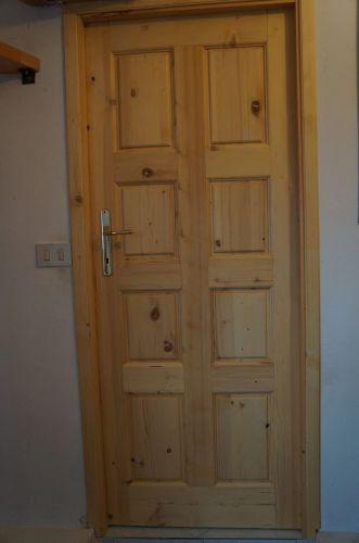 10年経ってやっとドア〜我が家の家造り_f0106597_00414797.jpg