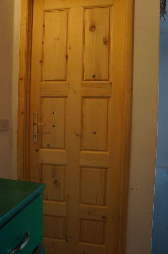 10年経ってやっとドア〜我が家の家造り_f0106597_00444640.jpg