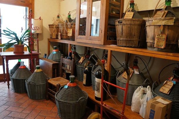 フィレンツェの量り売りワインのお店BACCO NUDO_f0106597_22121605.jpg