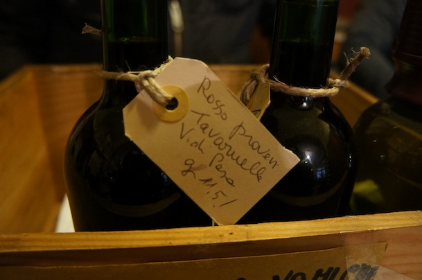 フィレンツェの量り売りワインのお店BACCO NUDO_f0106597_22173084.jpg