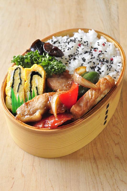 東京ガス料理教室と味噌炒め弁当_b0171098_1527468.jpg